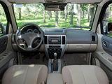 2008款 无限V3 2.5T 柴油两驱超豪华型
