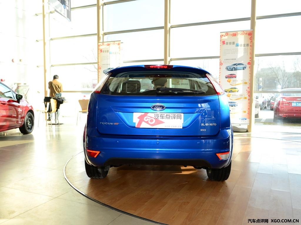 【福特汽车产品图】长安福特 2011款 福克斯 两厢 2.