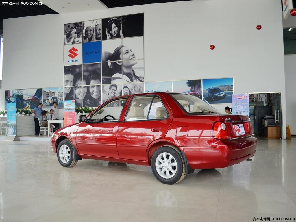 【铃木汽车清晰大图片】长安铃木 2011款 羚羊 1.3 型
