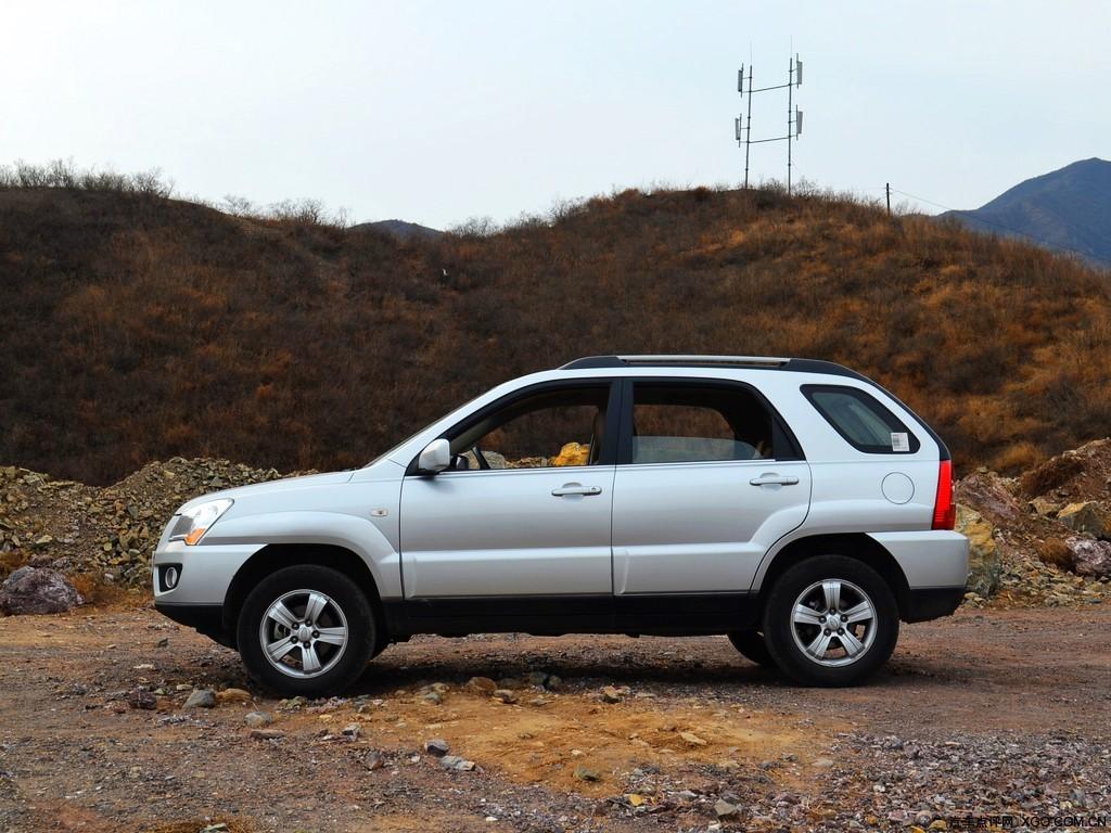 2011款 狮跑 2.0 gls at 两驱版 高清图片