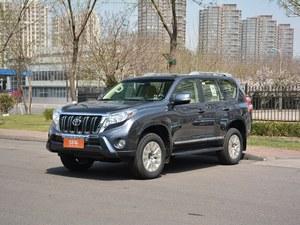 2017款丰田普拉多2700中东版 最低价38万