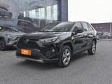 2020款 RAV4荣放  2.0L CVT四驱风尚版