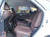 2020款 雷克萨斯RX 450hL 四驱尊贵版6座 国VI