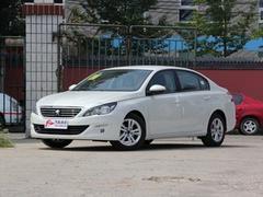 武汉标致408最高优惠2万 店内现车销售